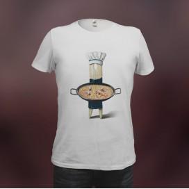 """Camiseta """"Paelia"""""""