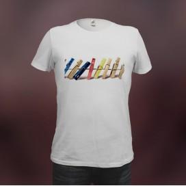 """Camiseta """"Rope"""""""