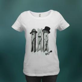 "Camiseta ""Marx Brothers"""