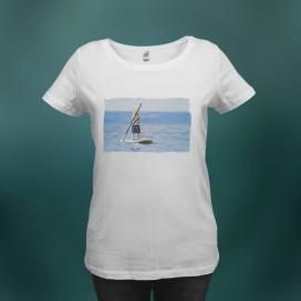 """Camiseta """"Paddle Surf"""""""