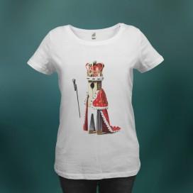 """Camiseta """"Queen"""""""