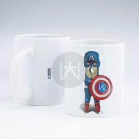 """Taza """"Captain America"""""""