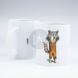 "Mug ""Rocket"""