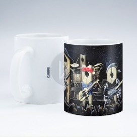 """Mug """"Bruce Concert"""""""