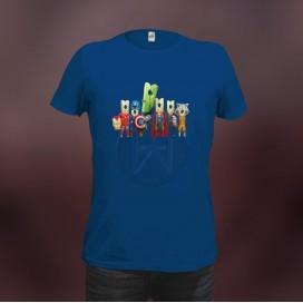 "T-Shirt ""Avengers"""
