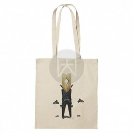 "Tote Bag ""Black Widow"""