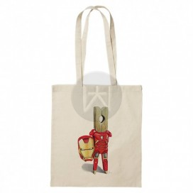 "Tote Bag ""Iron Man"""