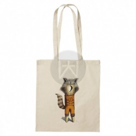 "Tote Bag ""Rocket"""