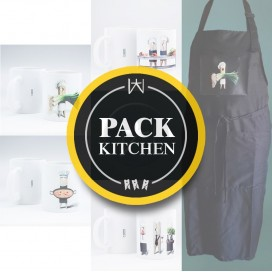 Pack Kitchen