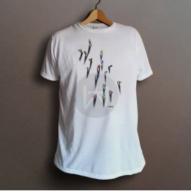 "T-Shirt ""Dispersió"""