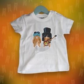 """Camiseta """"Guns & Roses Baby KIDS"""""""