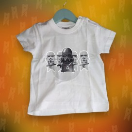 "Camiseta ""Darth Vader Baby KIDS"""