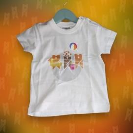 """Camiseta """"Beach 02 Baby KIDS"""""""