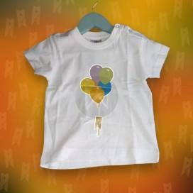 "Camiseta ""Balloons Baby KIDS"""