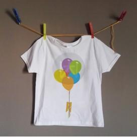 """Camiseta """"Balloons KIDS"""""""