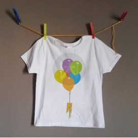 """T-Shirt """"Balloons KIDS"""""""