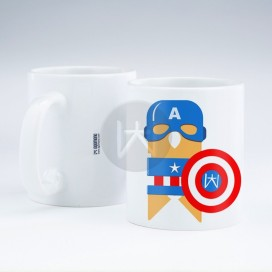 "Mug ""Captain America KIDS"""