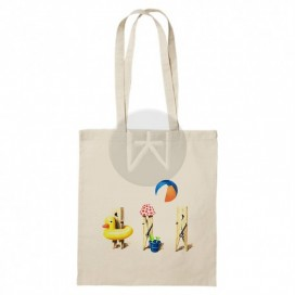 "Tote Bag ""Beach 02"""