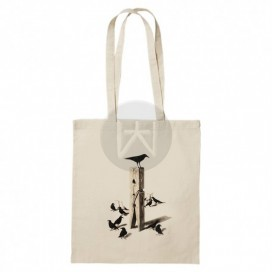 "Tote Bag ""Birds"""
