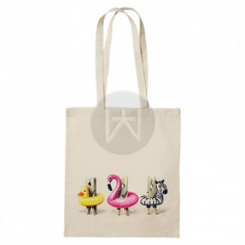 "Tote Bag ""Flamingo"""