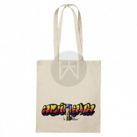"Tote Bag ""Graffiti"""