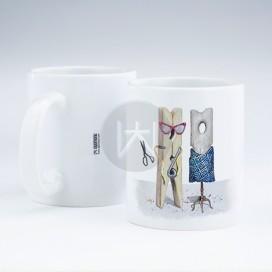 """Mug """"Dissenyador/a"""""""