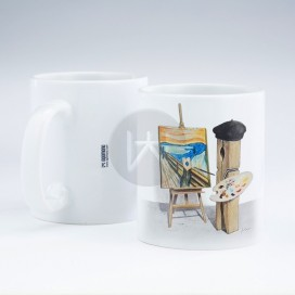 "Mug ""Artista"""