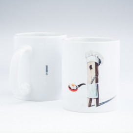 "Mug ""Huevs"""