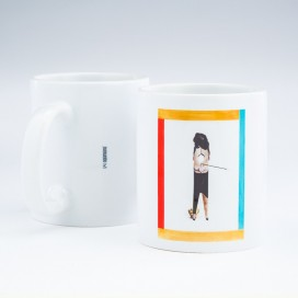 "Mug ""Tiffany's"""