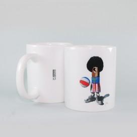 """Mug """"Basket"""""""