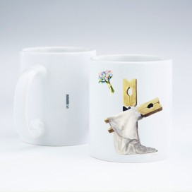 "Taza ""Wedding 02"""