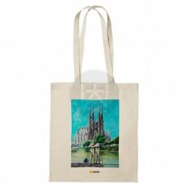 "Tote Bag ""Barcelona"""