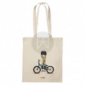 "Tote Bag ""BMX"""