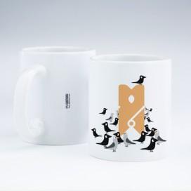 """Mug Kids """"Birds"""""""
