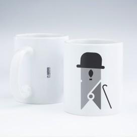 """Mug Kids """"Chaplin"""""""