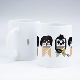 "Mug Kids ""Kiss"""
