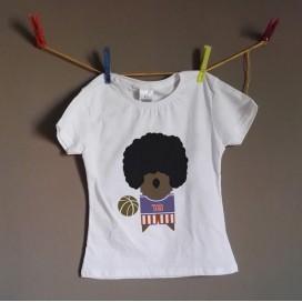 """Camiseta """"Basket KIDS"""""""