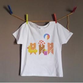 """T-Shirt """"Beach 02 KIDS"""""""