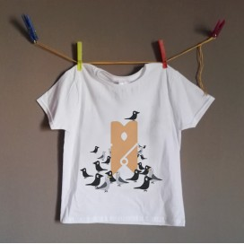 "Camiseta ""Birds KIDS"""