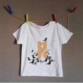 """T-Shirt """"Birds KIDS"""""""