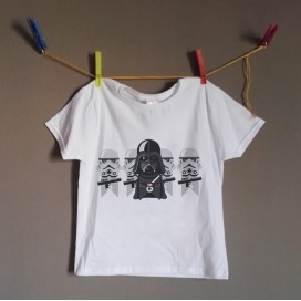 "Camiseta ""Darth Vader KIDS"""