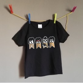"Camiseta ""Kiss KIDS"""