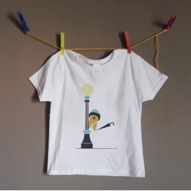 "Camiseta ""Singing KIDS"""