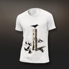 """T-Shirt """"Birds"""""""