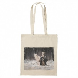 "Tote Bag ""GoT Jon Snow"""