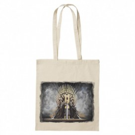 "Tote Bag ""GoT Iron Throne"""