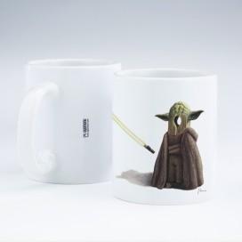 """Taza """"Yoda"""""""