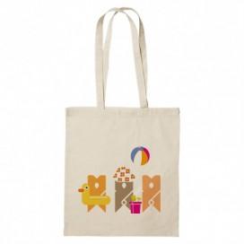 "Tote Bag ""Beach 02 KIDS"""