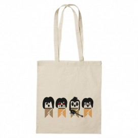 "Tote Bag ""Kiss KIDS"""